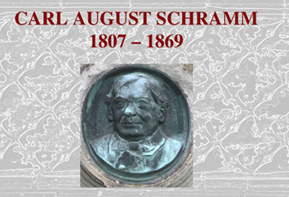 CARL AUGUST SCHRAMM a